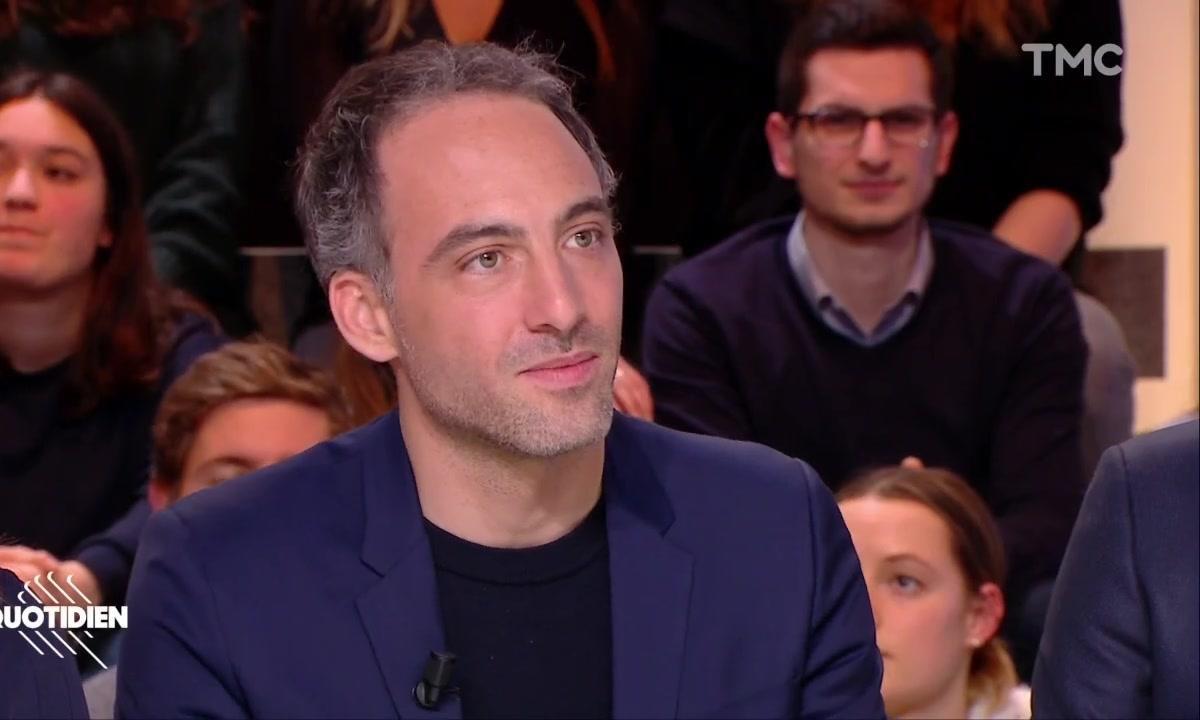 Invité : Raphaël Glucksmann, l'homme qui voulait unir les gauches