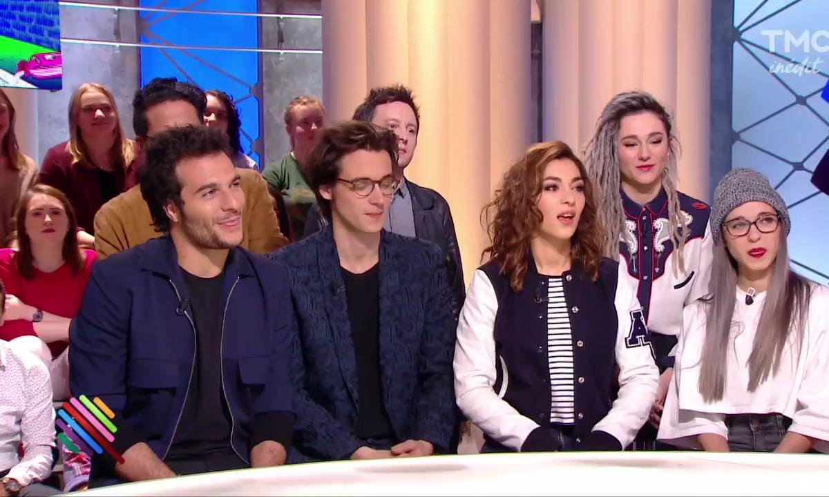 Révélations des Victoires de la Musique : un joyeux bordel en plateau