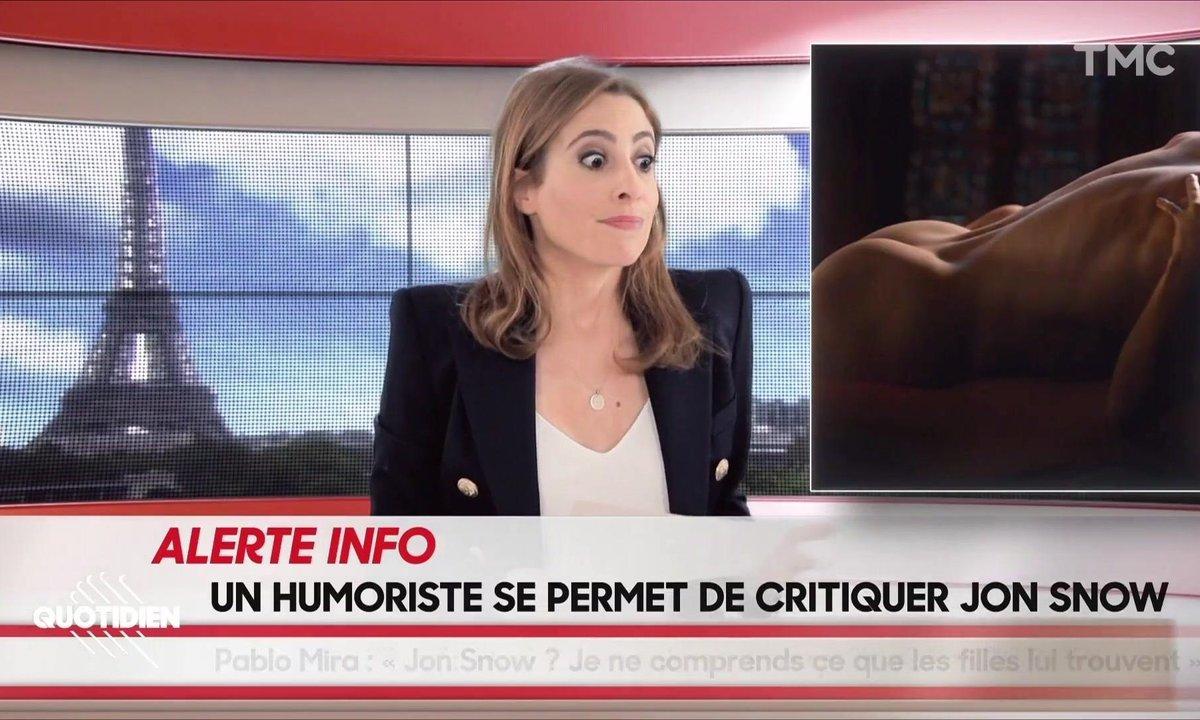 La revue de presse des haters : Avengers, Game of Thrones et Anémone (Pablo Mira)