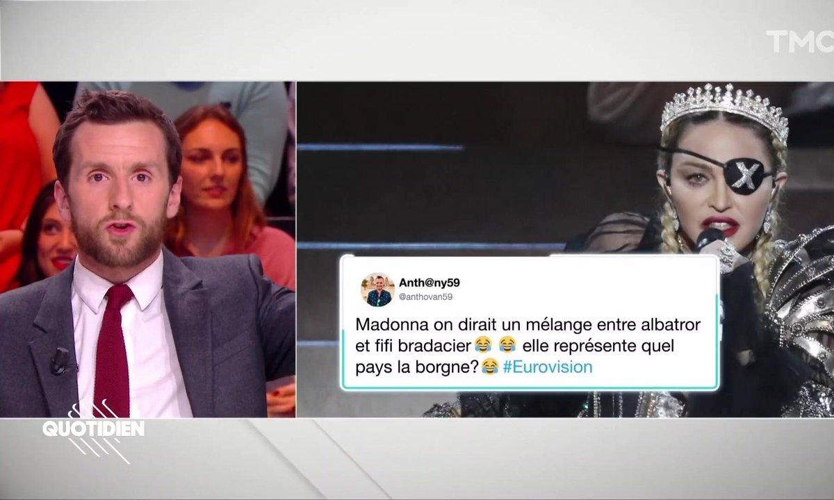 La revue de presse des haters : Madonna, Bilal Hassani et l'homophobie (Pablo Mira)