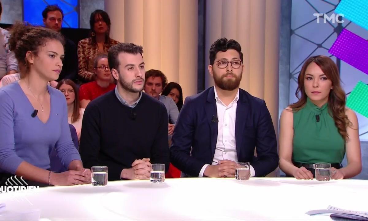 Invités spéciale Algérie : Anaïs Azirou, Mehdi Brahimi, Rafik Benyoucef et Amira Haddadi, jeunes Algériens vivant en France