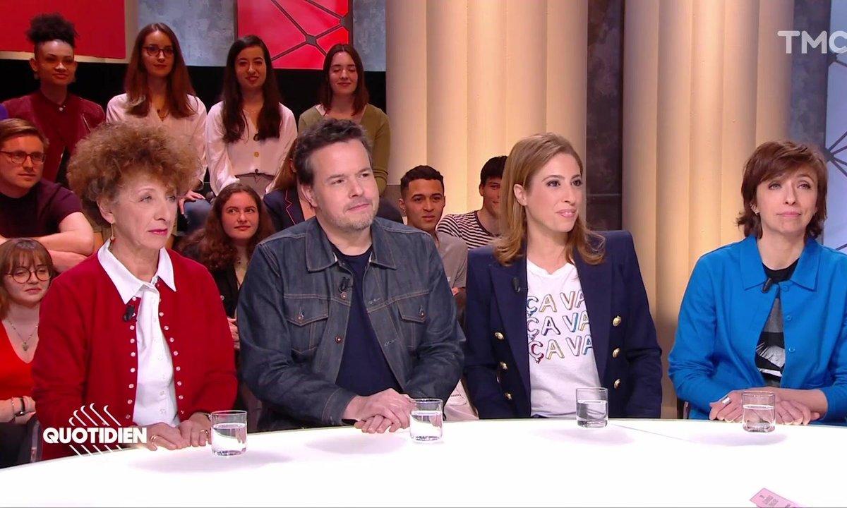 Invités Spéciale France Inter : Laurence Bloch, Nicolas Demorand, Léa Salamé, Sonia Devillers, François Morel, Rebecca Manzoni et Augustin Trapenard
