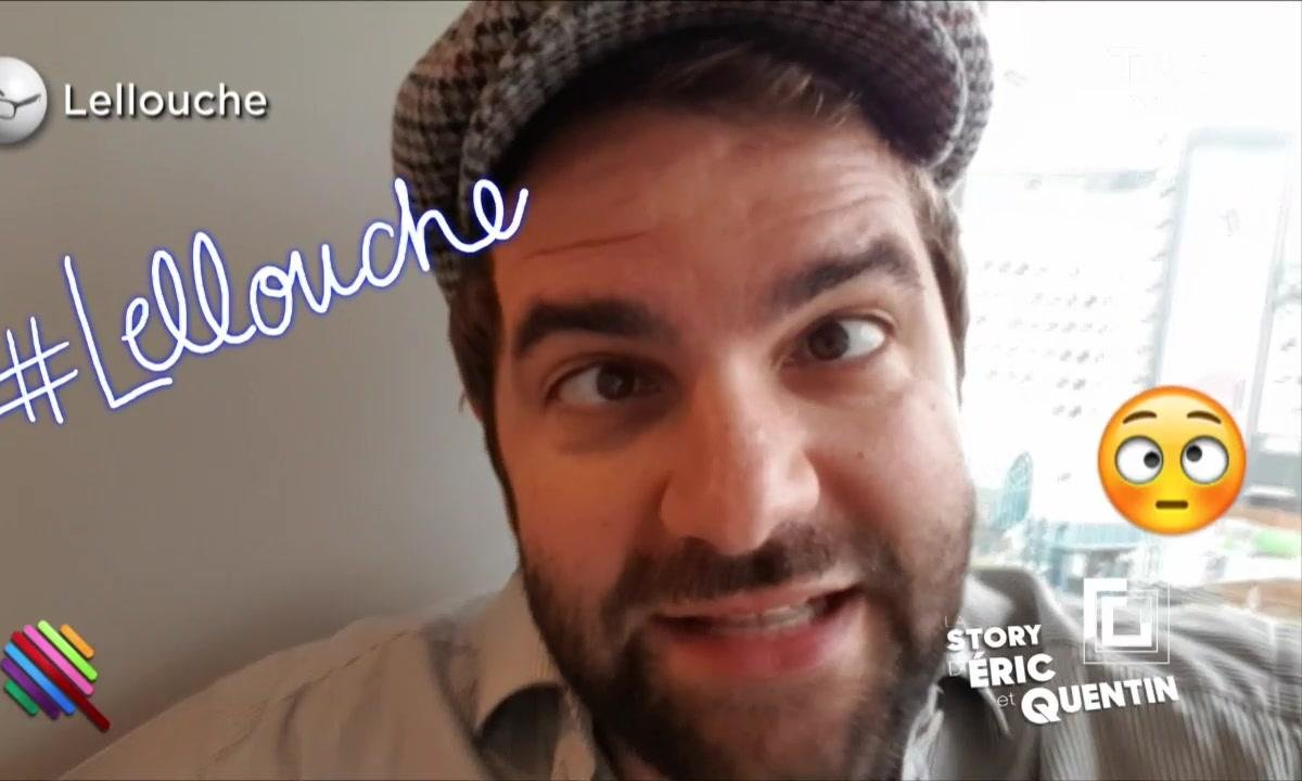"""La Story d'Eric et Quentin : """"Gilles Jelouche salue Gilles Lellouche"""""""