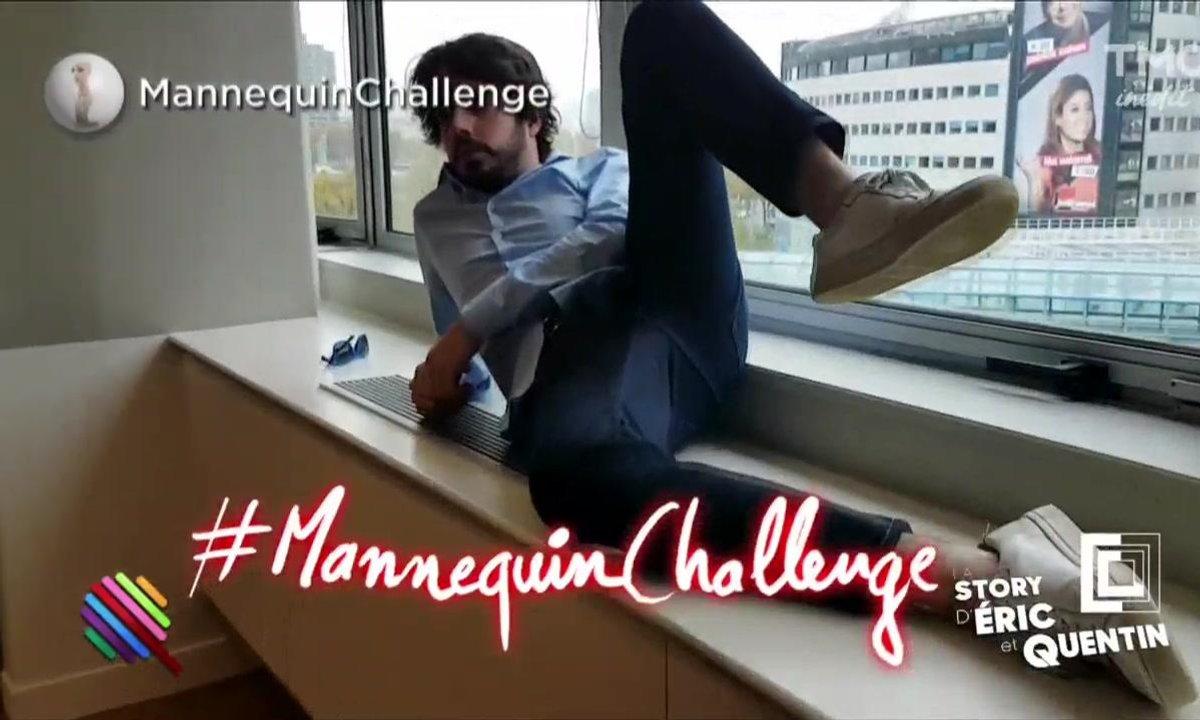 La Story d'Eric et Quentin : #mannequinchallenge