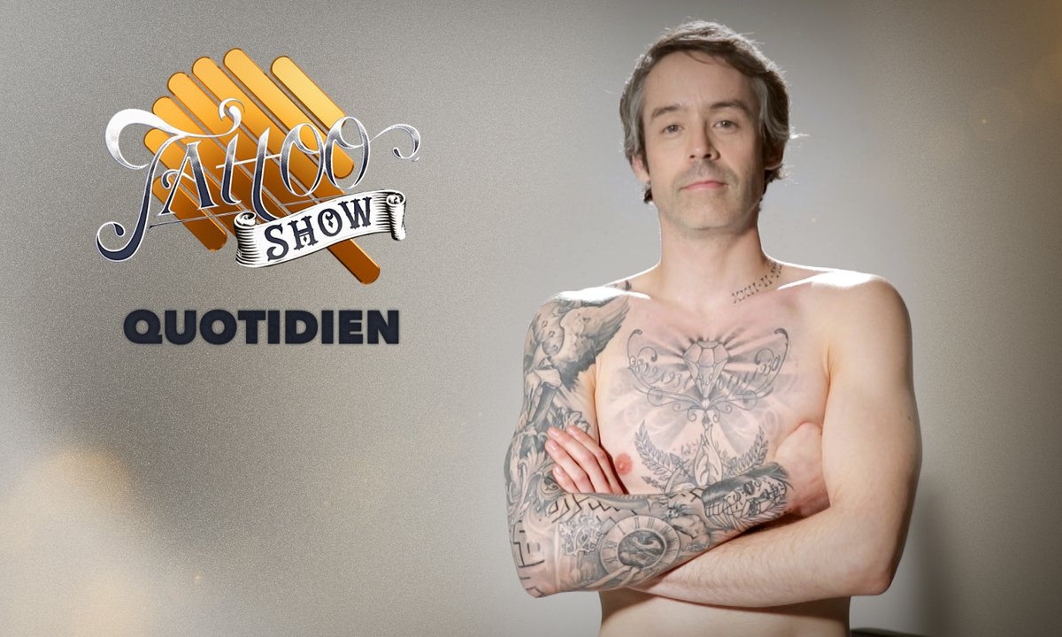 Quotidien : le Tattoo Show