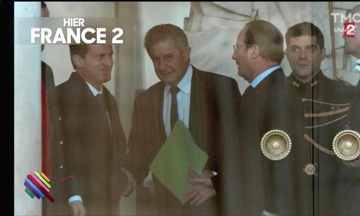 Valls & Hollande, une réconciliation mise en scène