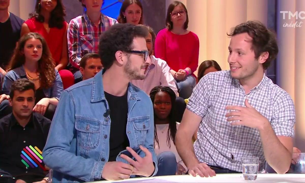 Vianney et Vincent Dedienne : duo de choc