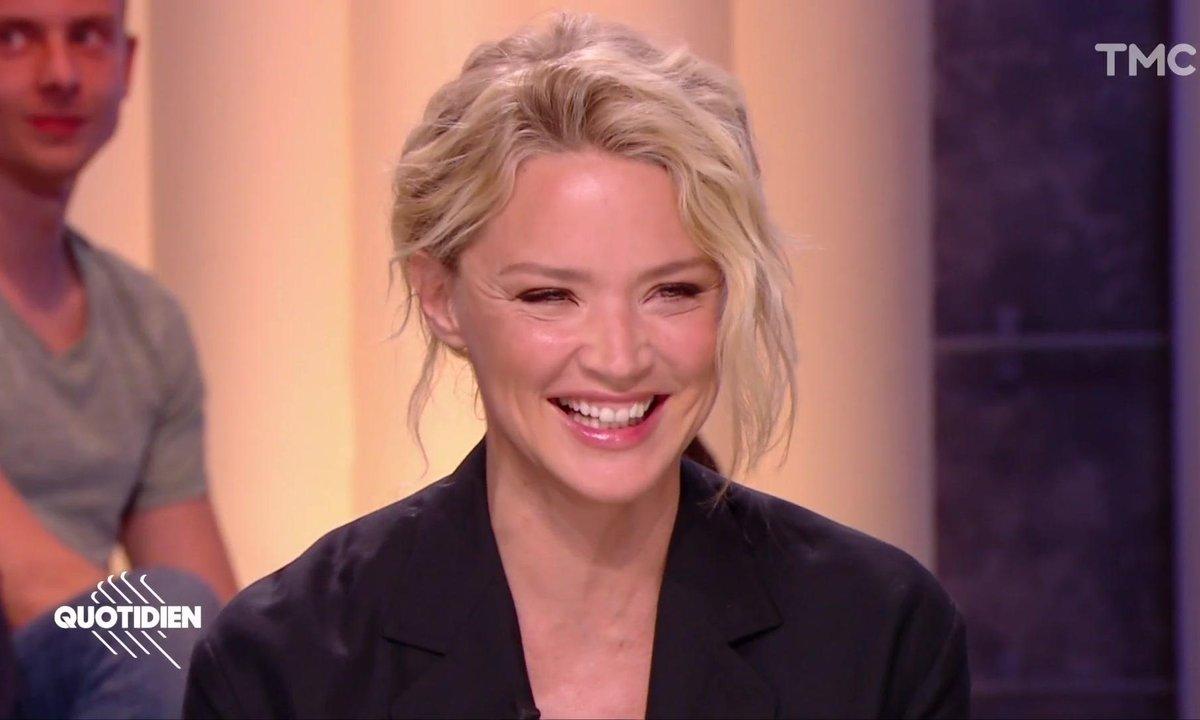 """Invitée : Virginie Efira déraille pour """"Sybil"""""""