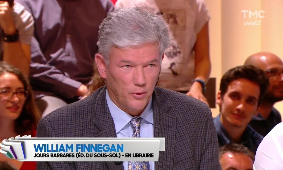William Finnegan réconcilie journalisme politique et surf culture