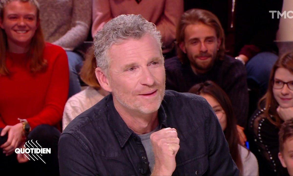 """""""Il y a des préservatifs au cas où"""" : l'anecdote de Denis Brogniart sur la sexualité des candidats de Koh-Lanta"""