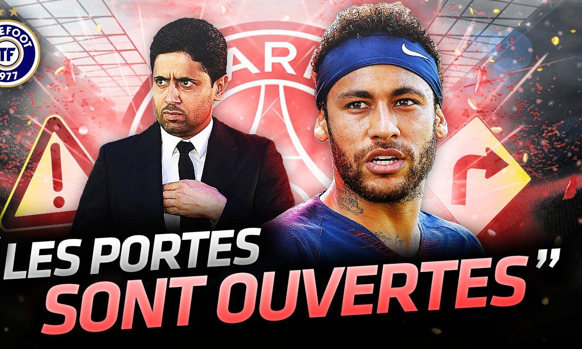 La Quotidienne du 17/06 : La sortie CHOC de Nasser Al Khelaifi sur Neymar