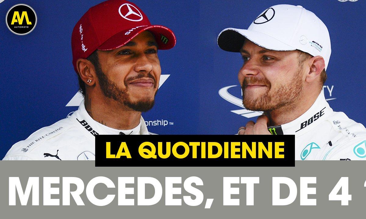 GP d'Azerbaïdjan et ePrix de Paris - La Quotidienne du 26/04