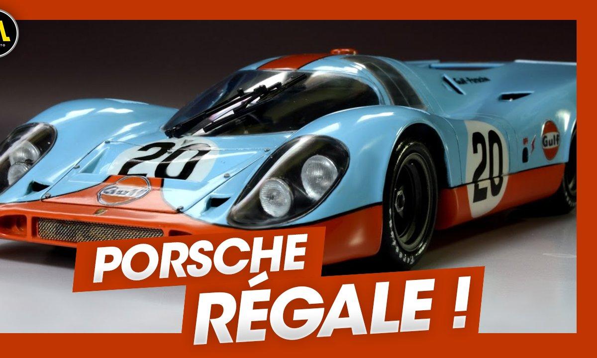 Porsche régale ! - La Quotidienne du 02/05