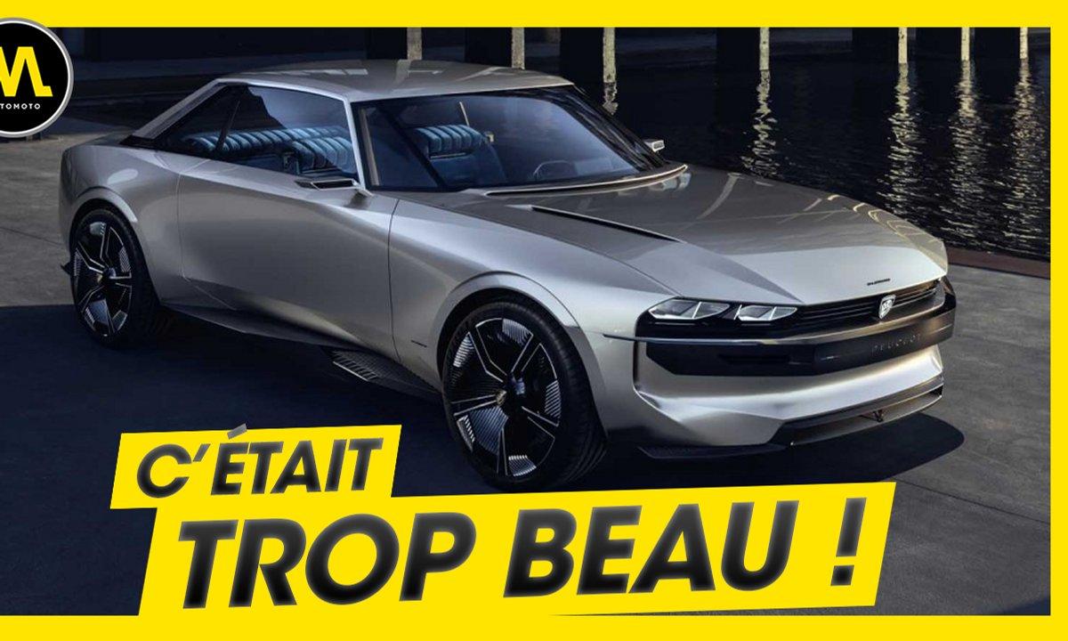 Peugeot e-Legend, la fin du rêve - La Quotidienne du 03/05
