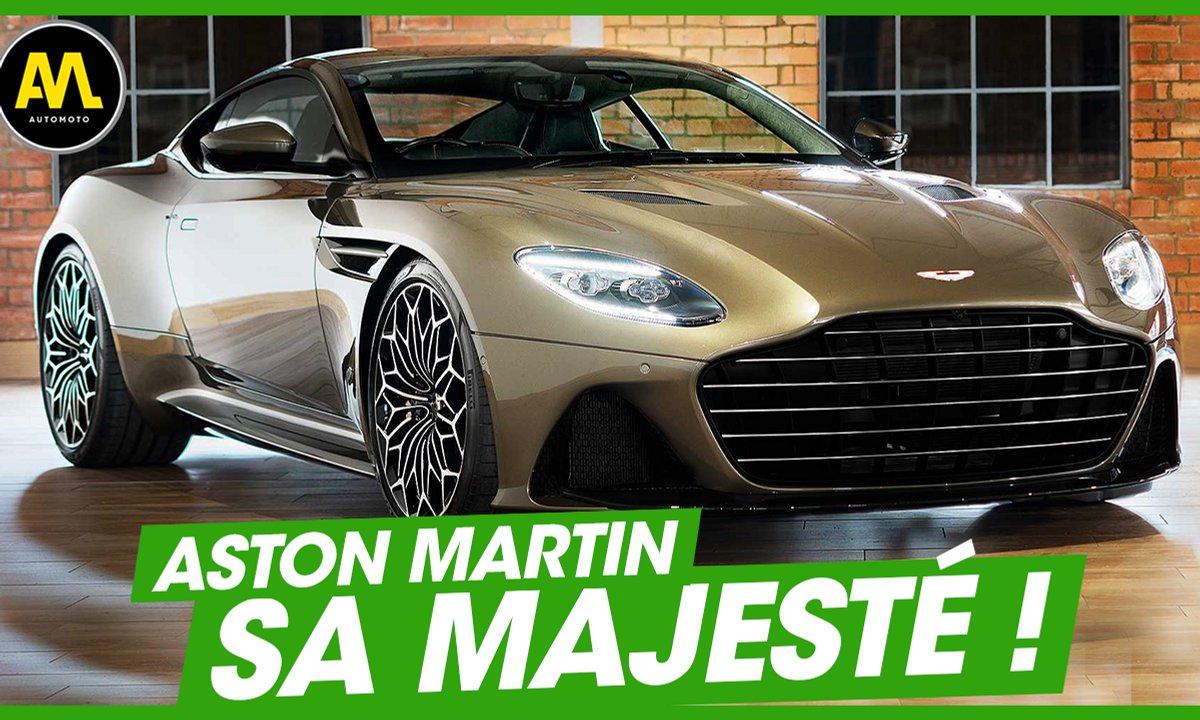 Sa majesté Aston Martin ! - La Quotidienne du 23/05