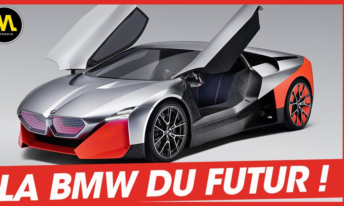 La BMW du futur ! - La Quotidienne du 26/06