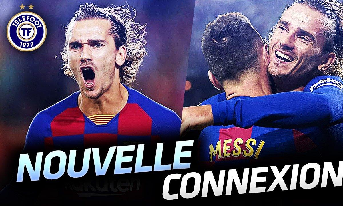 La Quotidienne du 25/09 : Messi/Griezmann, un duo qui régale !