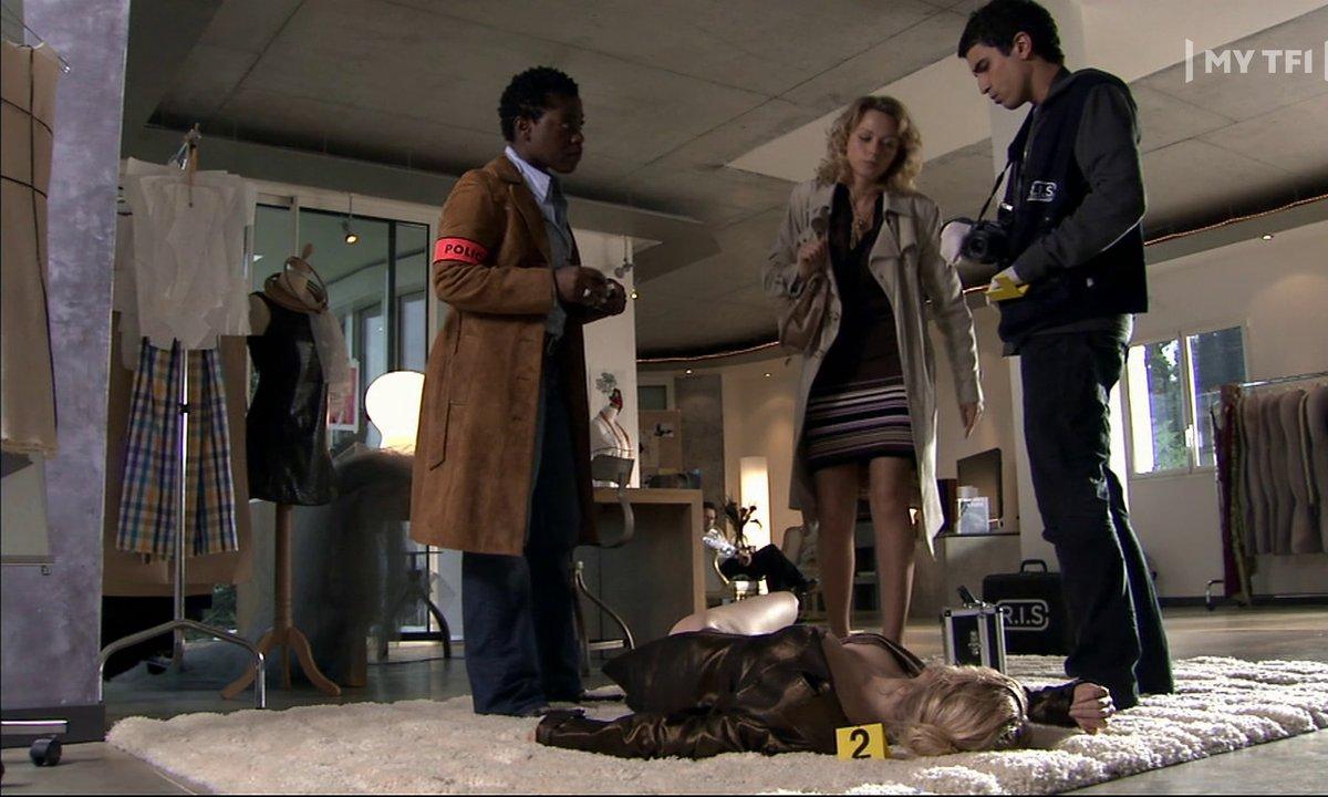R.I.S Police scientifique - S03 E04 - Fanatique
