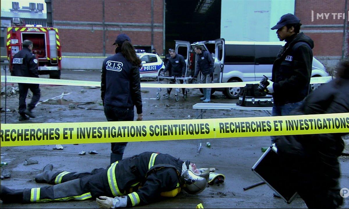 R.I.S Police scientifique - S05 E16 - Sous pression