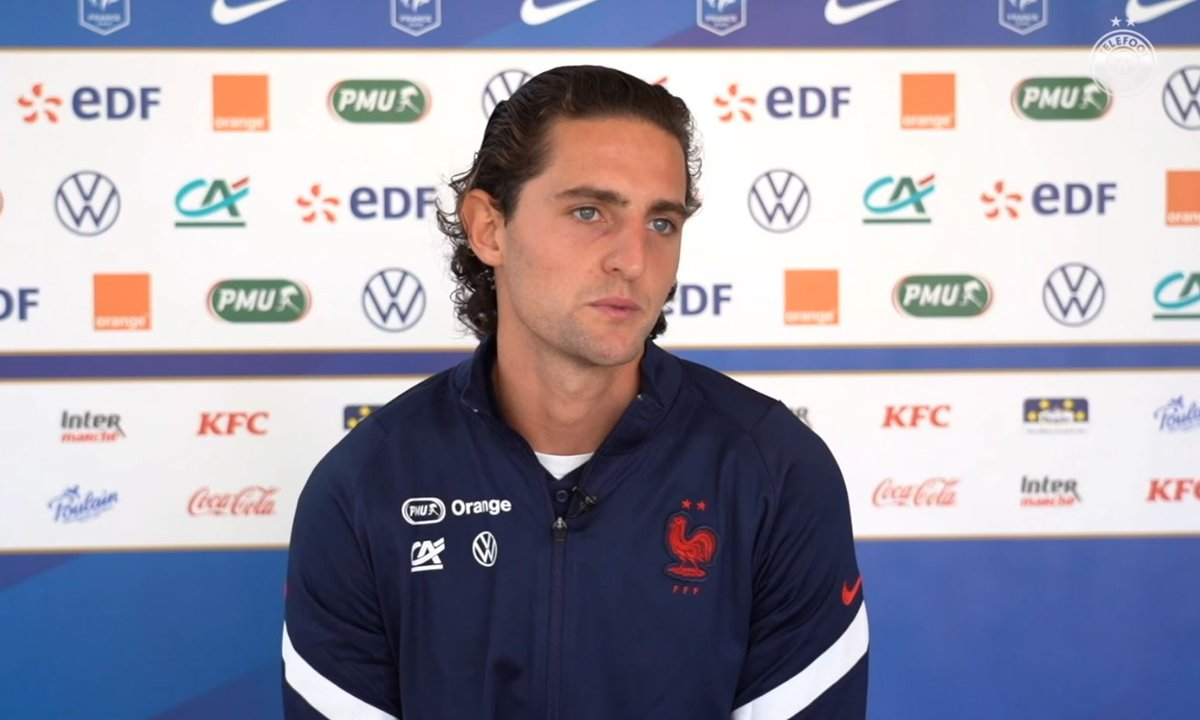 VIDEO - La grosse mise au point d'Adrien Rabiot