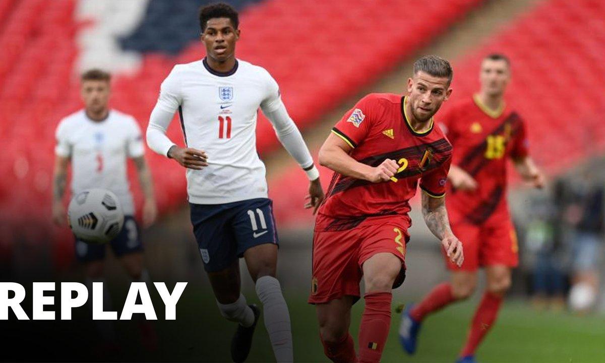 Angleterre - Belgique (Ligue des Nations)
