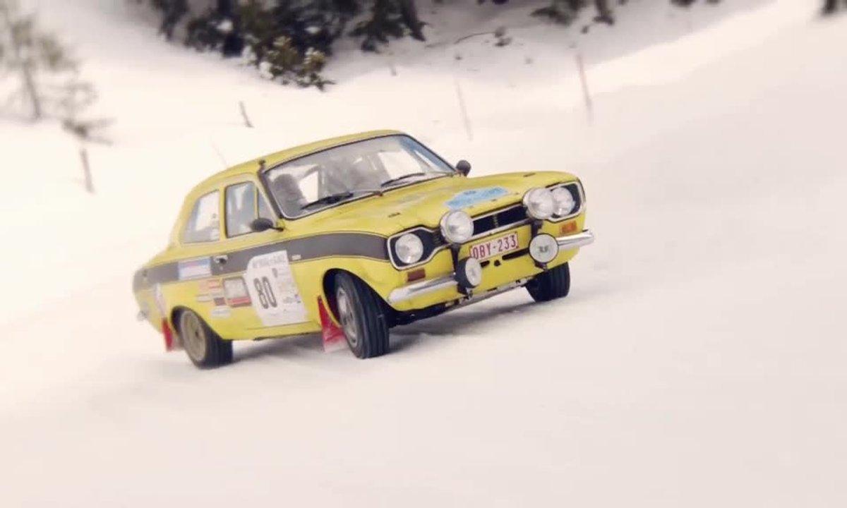 Teaser : Automoto au Rallye Historique Neige et Glace