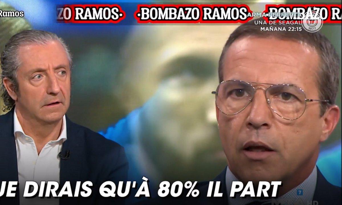 VIDEO – L'avenir de Ramos au Real menacé !