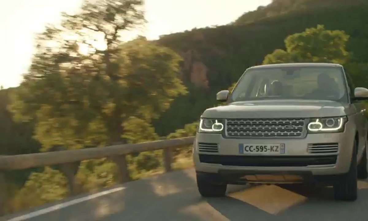 Essai Vidéo : nouveau Range Rover 4