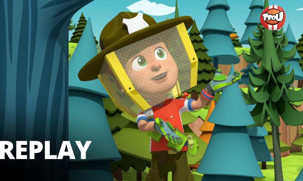 Ranger Rob - S02 E16 - La journée des abeilles au GPA