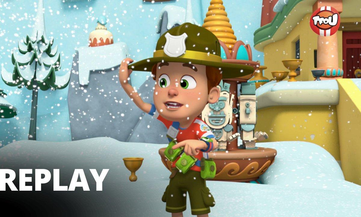 Ranger Rob - S02 E26 - Les deux grandes fêtes de Noël au GPA