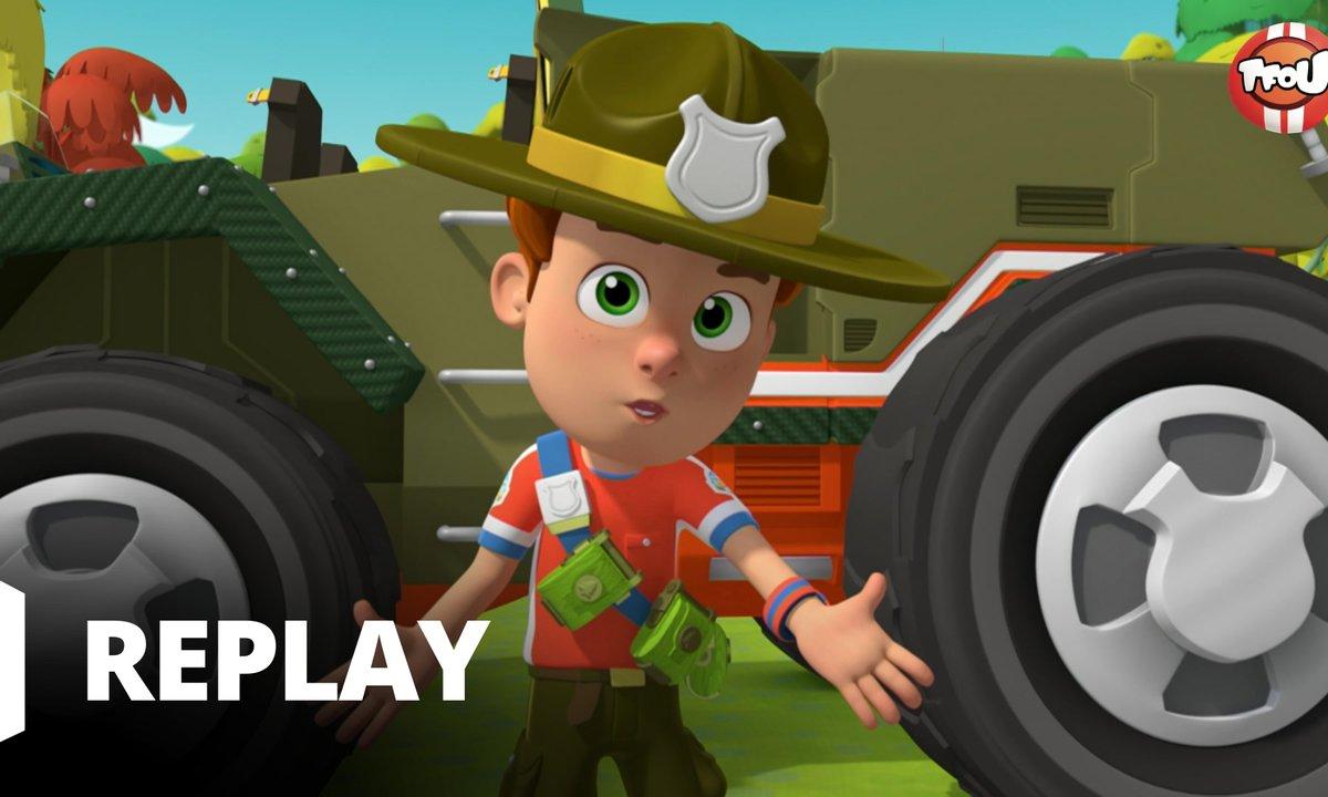 Ranger Rob - S01 E20 - Super Ranger le Sauveteur