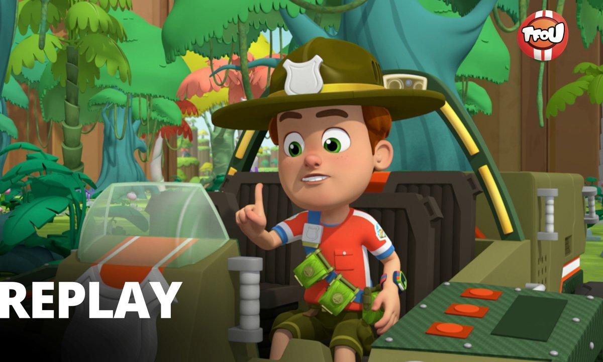 Ranger Rob - S02 E05 - Sur les sentiers du Grand Parc Aventure