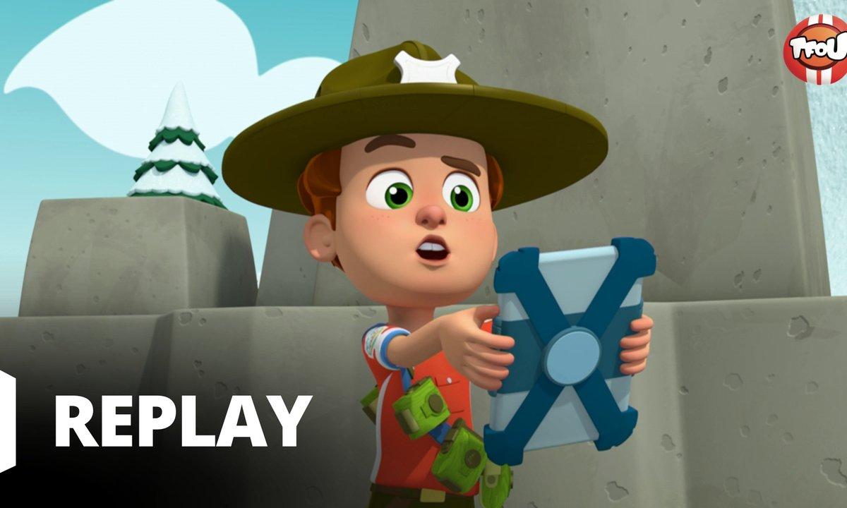 Ranger Rob - S02 E23 - Une nouvelle espèce de primate au Grand Parc Aventure