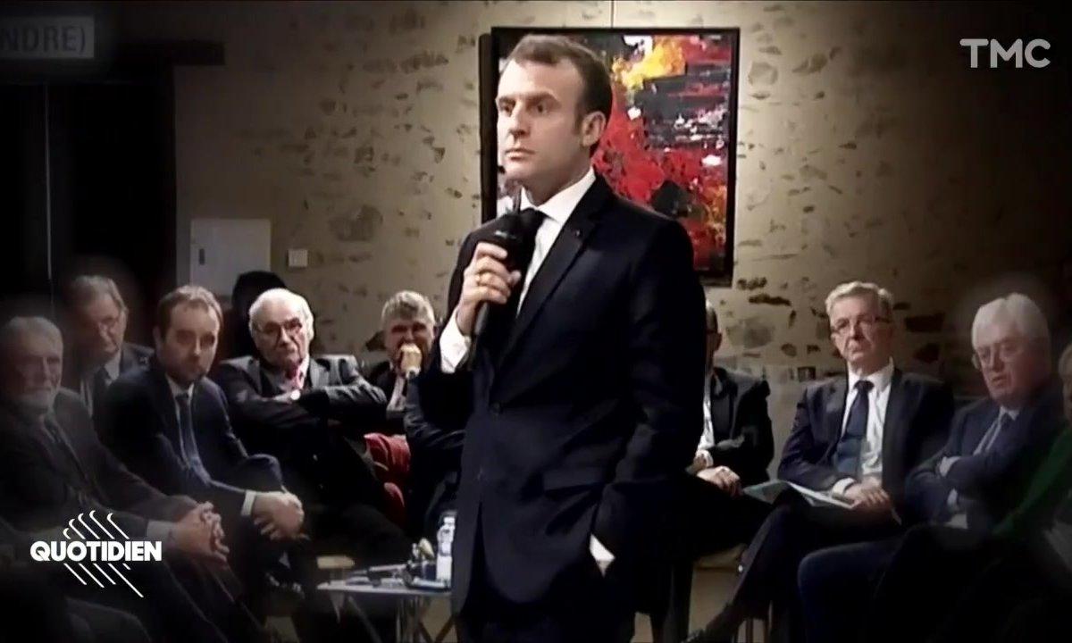 Le rap d'Emmanuel Macron qui va faire votre week-end