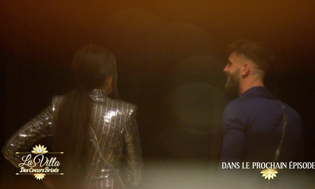 Rapprochements, tensions et VALISE A BOMBES  dans l'épisode 34 de La Villa des Cœurs brisés