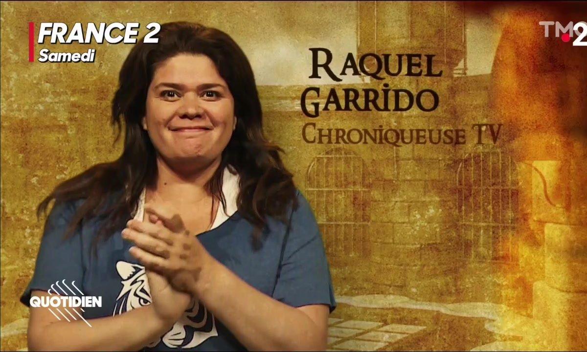 Raquel Garrido, la France Insoumise… et Fort Boyard