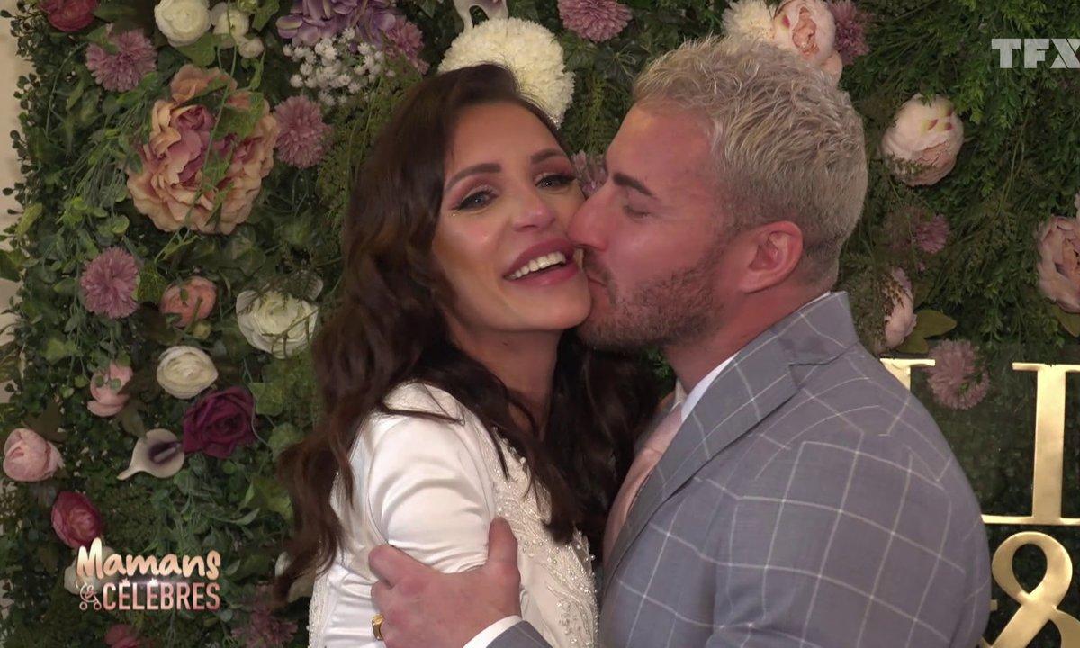 Le mariage très émouvant de Julia et Maxime