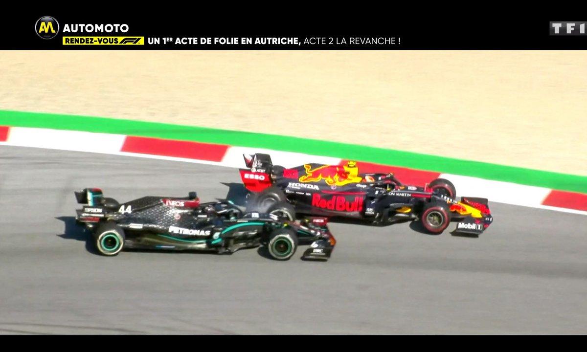 RDV F1  : un 1er acte de folie en Autriche, acte II la revanche !