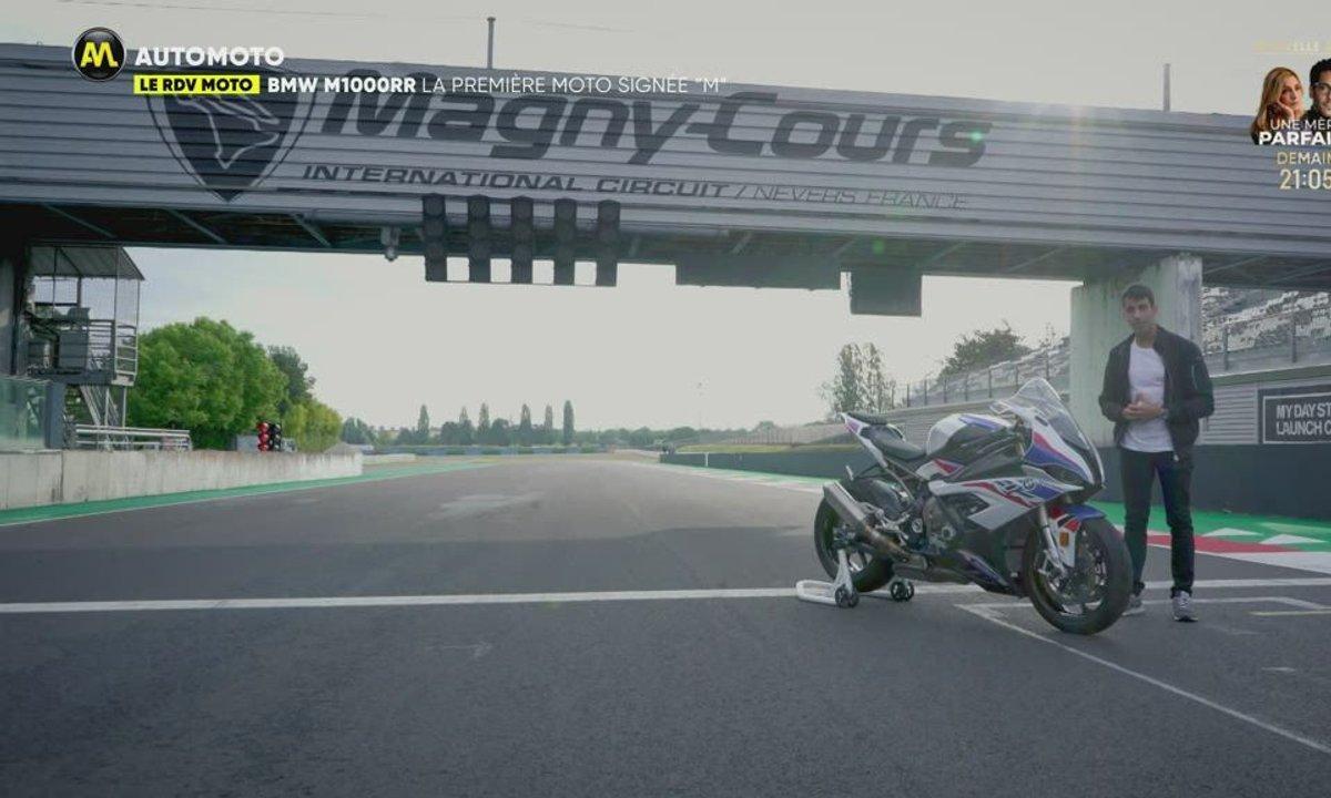 RDV Moto - BMW M 1000 RR : La première moto signée M
