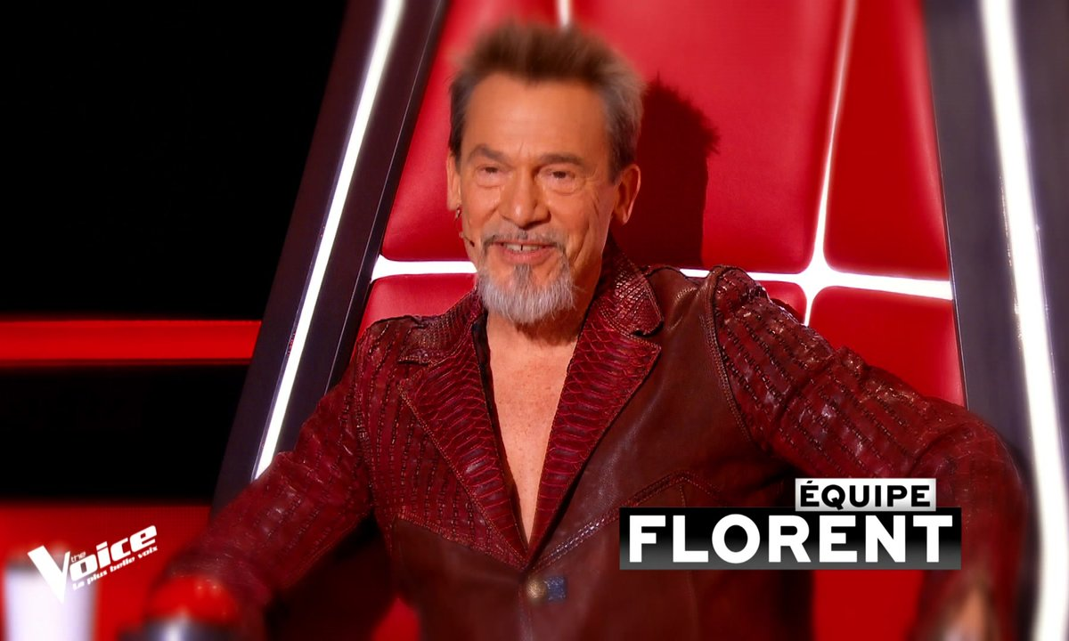 The Voice 2021 - Le récap de la Team Florent Pagny