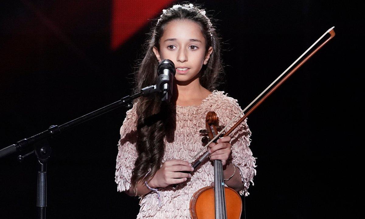 """The Voice Kids 2020 - Rébecca chante """"Comme toi"""" de Jean-Jacques Goldman"""