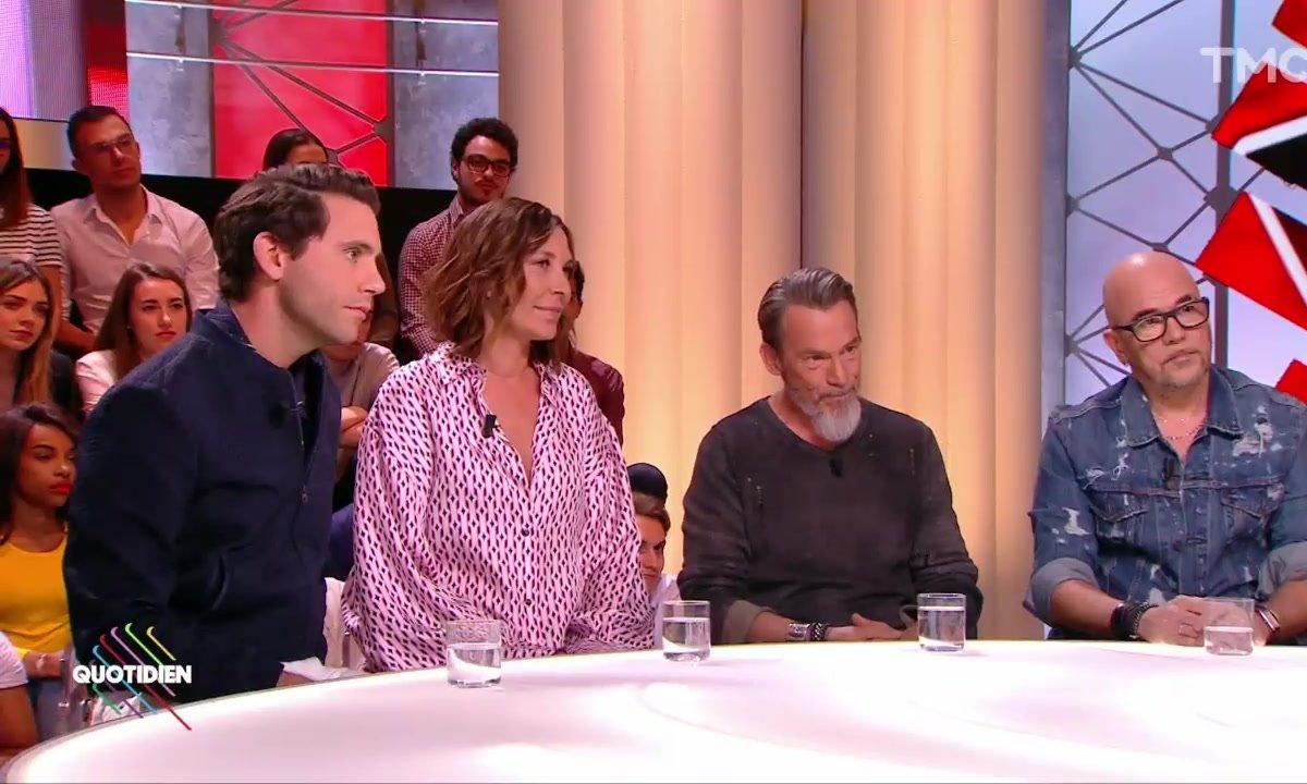 Qui pour remplacer Florent Pagny dans The Voice ? Les pronostics des coachs