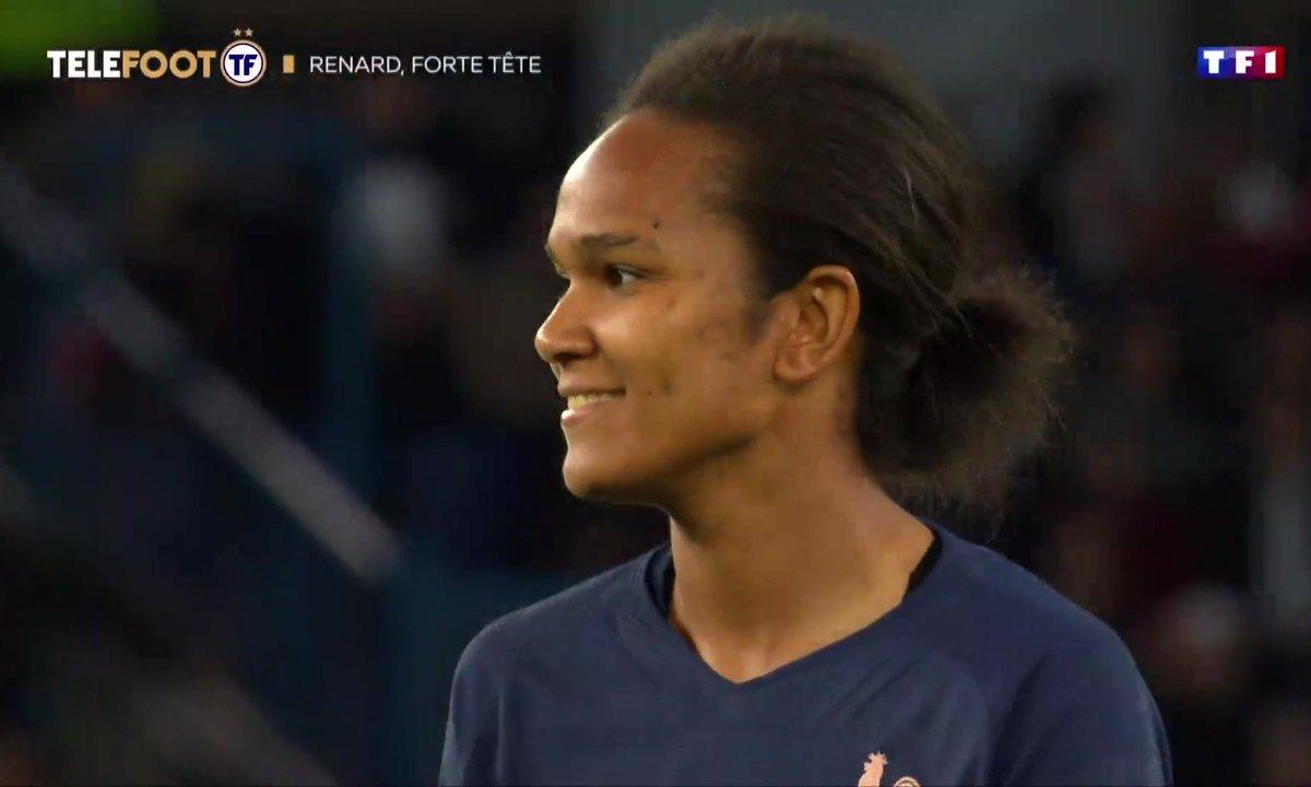 Équipe de France : Wendie Renard, forte tête