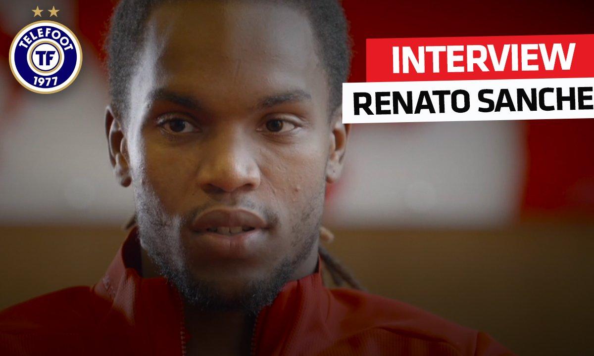 """EXCLU - Renato Sanches : """"Signer à Lille, c'était mon choix"""""""