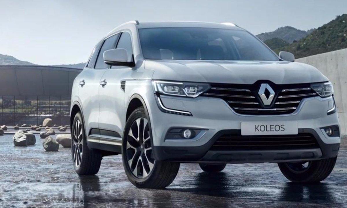 Renault présente le nouveau Koleos 2016