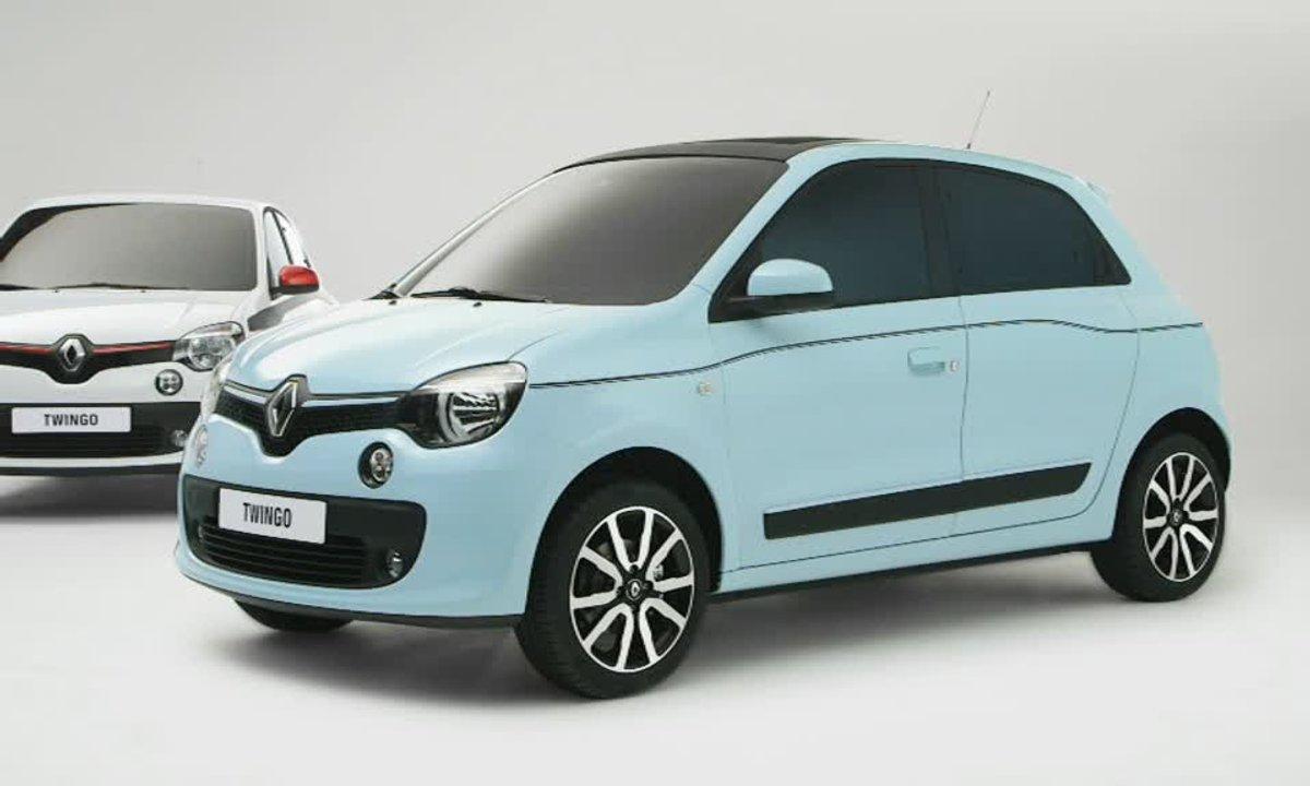 Renault Twingo 2014 : présentation officielle