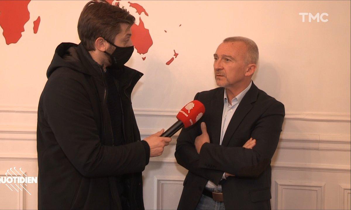 Rencontre avec Maître Laurent-Franck Lienard, l'avocat des flics
