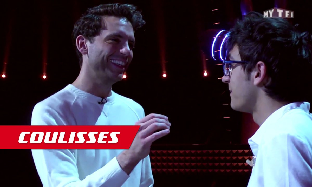 """Finale J-1 : Vincent Vinel chantera """"Take on me"""""""