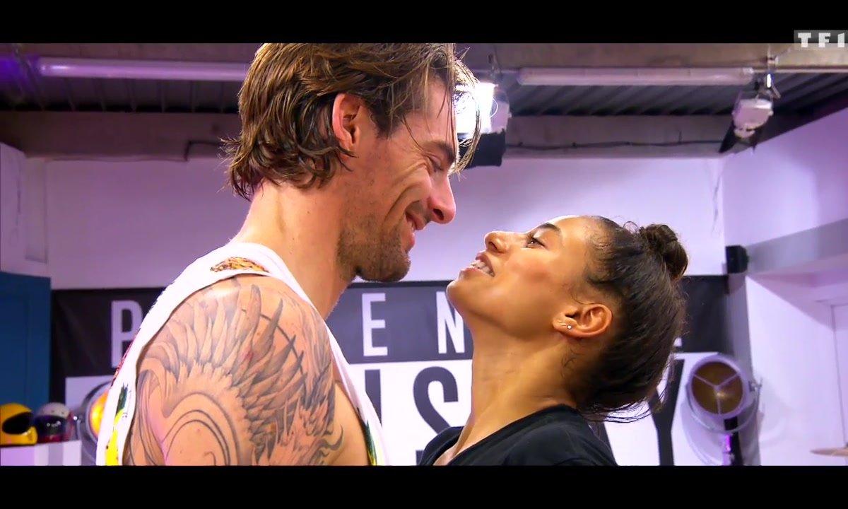 Répétitions : Camille Lacourt encore un baiser