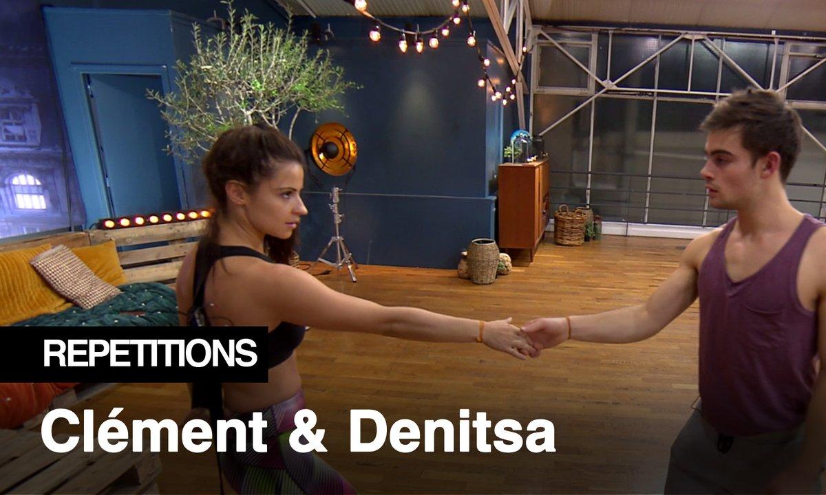 Répétitions - Entrainement intensif pour Clément Rémiens et Denitsa Ikonomova